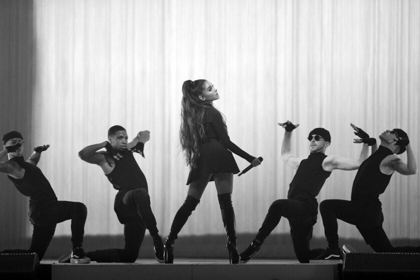 Ariana Grande na koncercie