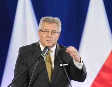 """Ryszard Czarnecki dla """"Wprost"""": Zróbmy referendum w sprawie wprowadzenia..."""