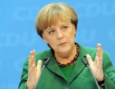 Merkel: Ukraina jest jak Białoruś. Ludzie cierpią przez dyktaturę
