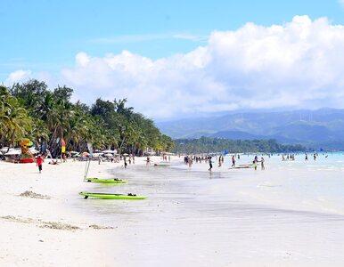 Turystka zakopała pieluchę na plaży. Jest poszukiwana przez policję