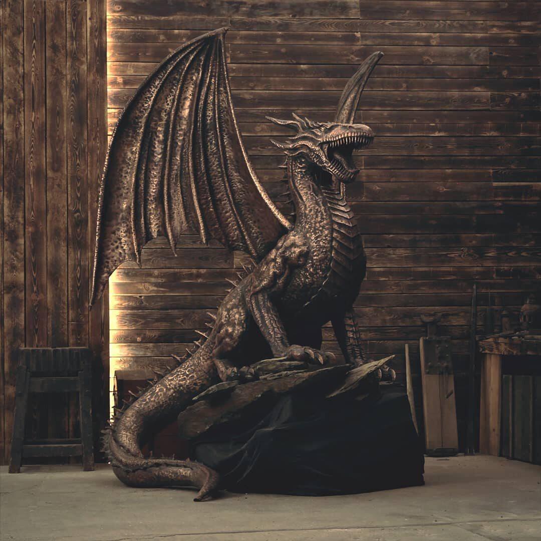 "Prace Rextorn Metalwork inspirowane serialem ""Gra o tron"""