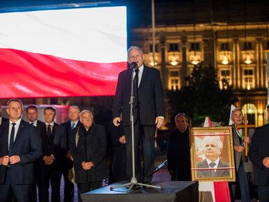 Prezes PiS: Nie byłoby tego, co jest dzisiaj, bez Lecha Kaczyńskiego