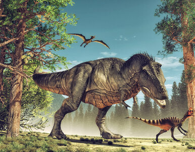 Największy zabójca w historii Ziemi. Ma na swoim koncie dinozaury, teraz...