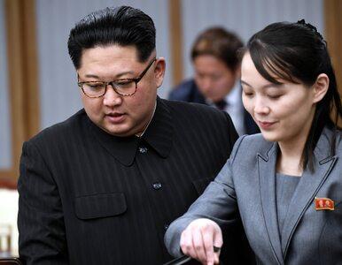 """Siostra Kim Dzong Una numerem dwa w Korei? Awansowała na """"szczebel..."""