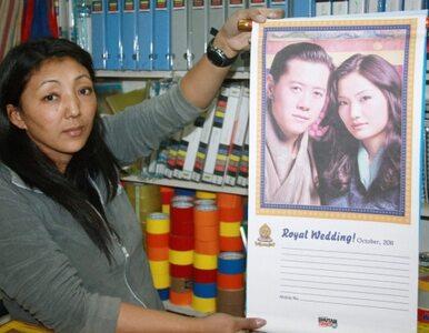 Kopciuszek z Bhutanu poślubił króla