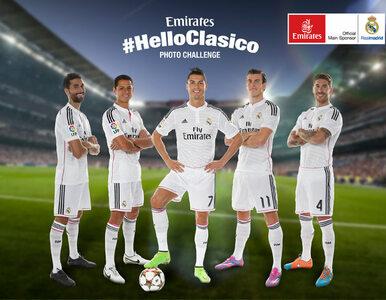 #HelloClasico - fotograficzne wyzwanie dla fanów Realu Madryt i Emirates