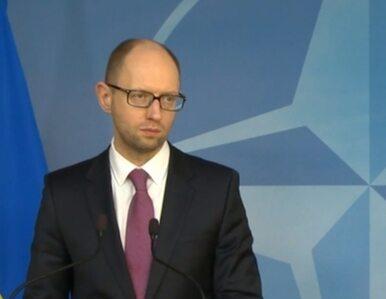 Jaceniuk: 3,4 mld dolarów z podatków Ukraińców nie trafiło do Gazpromu