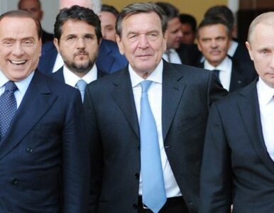 """Berlusconi powinien dostać nagrodę"""