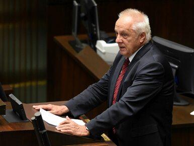 WP: Niesiołowski miał przyjmować łapówki w postaci usług seksualnych