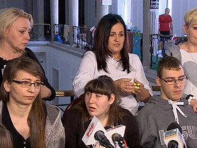 """Protest niepełnosprawnych w Sejmie zostanie zawieszony. """"To jest nasza..."""
