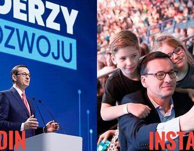 Premier Morawiecki wziął udział w Dolly Parton challenge. Nagiął zasady