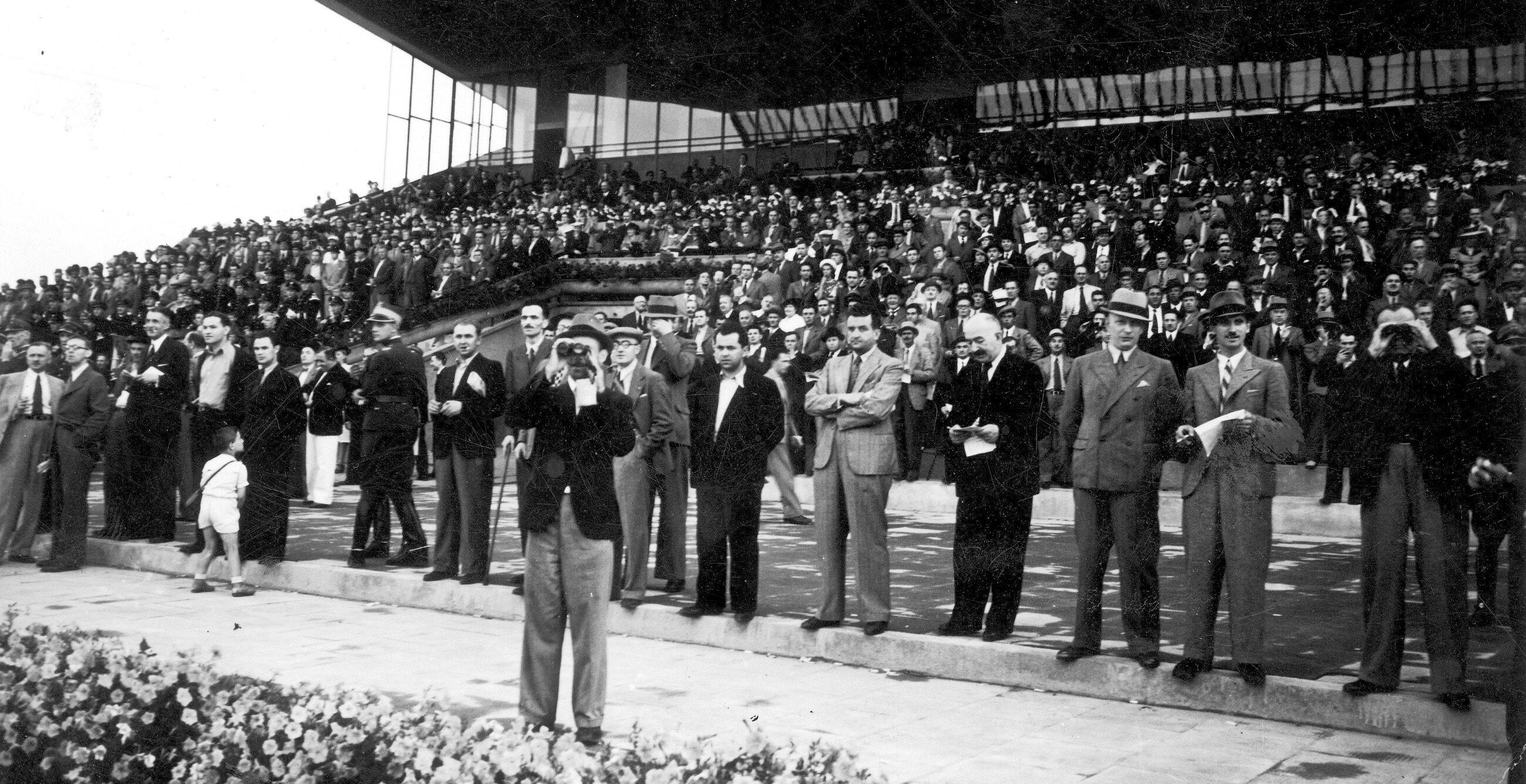 Tor Służewiec w lipcu 1939 r.