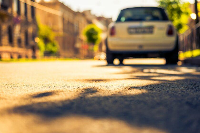 Ulica, zdjęcie ilustracyjne