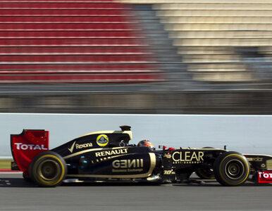 Kobieta kierowcą testowym w Formule 1