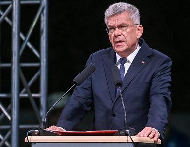 Karczewski: Znałem tylko dobre strony prezesa NIK. Liczę na to, że...