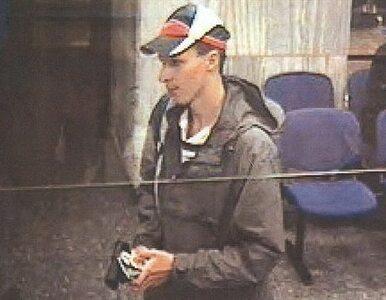 Policja szuka bandyty, który napadł na bank