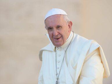 Papież Franciszek wysłał depeszę do prezydenta Dudy. Pozdrowił...