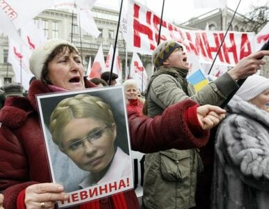 Niemcy chcą leczyć Tymoszenko