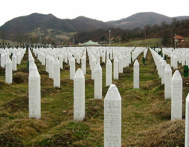 Holenderscy żołnierze chcą pozwać rząd za wysłanie ich do Srebrenicy