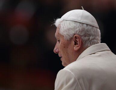 Benedykt XVI z rekordem! Został najstarszym papieżem w historii