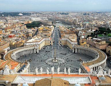 """Watykan walczy z praniem brudnych pieniędzy. """"Ale musi wzmóc czujność"""""""