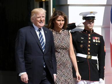 Konflikt między byłą i obecną żoną Donalda Trumpa. Co stało się...