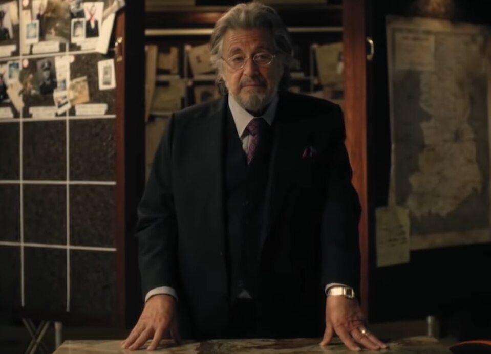 "Al Pacino w serialu ""Hunters"""