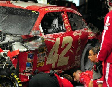 Wyścig Daytona Speedway: tragiczny wypadek. Dziesiątki rannych