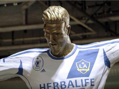 Wściekły David Beckham nabrany przez przyjaciół. Okazał się mistrzem...