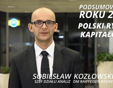 PODSUMOWANIE ROKU 2017: Sobiesław Kozłowski, DM Raiffeisen Brokers