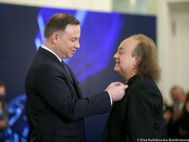 Muzyk dostał medal od prezydenta Dudy. Po fali krytyki postanowił go oddać
