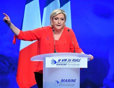 Le Pen wskazała, z kim przebuduje Unię Europejską. Na liście m.in....