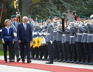 Chaos w niemieckim wojsku, seria skandali. Szefowa MON pod ostrzałem
