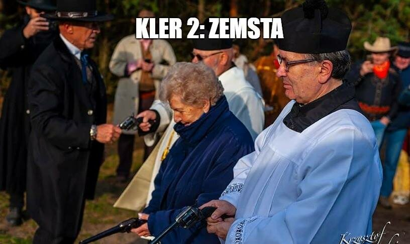 Mem po otwarciu strzelnicy w Starym Chrząstowie