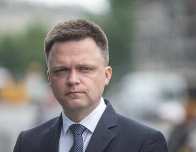 """Hołownia ocenił rozmowę z Trzaskowskim. """"Nie był przekonujący w jednym..."""