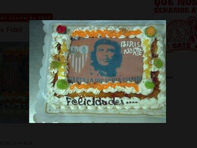 """Che Guevara i """"Witajcie w Katyniu"""". To są kibice?"""