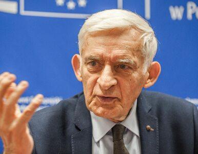 """Jerzy Buzek dla """"Wprost"""": Ten, kto mówi, że węgiel jest przyszłością..."""