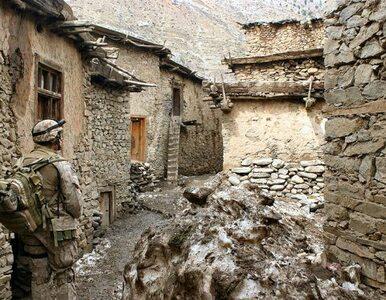 NATO znów zabija cywilów w Afganistanie