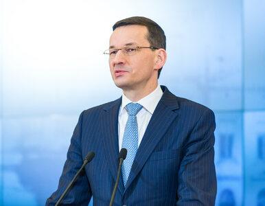 Premier Morawiecki komentuje doniesienia o stosunkach Polska - USA....