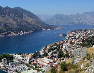 Czarnogóra. Dwoje Polaków zginęło w wypadku na wodzie