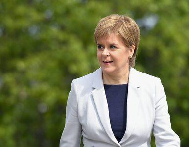 """Premier Szkocji komentuje Brexit. """"Szkocja powróci do serca Europy"""""""