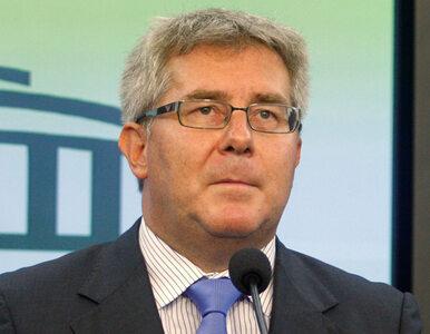 Czarnecki: PO to mała łajba, nie transatlantyk