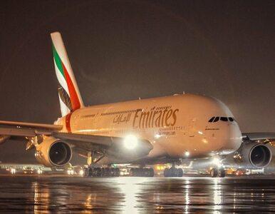 Linie Emirates wprowadzają flagowy samolot Airbus A380 na trasie do Moskwy