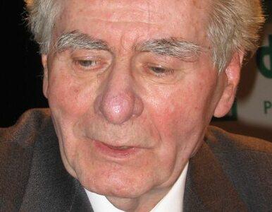Wiesław Myśliwski honoris causa Uniwersytetu Rzeszowskiego