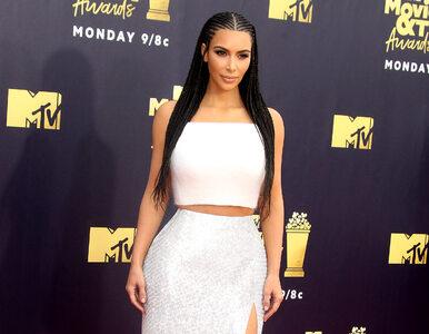 """Kim Kardashian otwarcie o swojej chorobie. """"Nie byłam w stanie nawet..."""