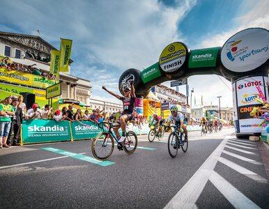 Marcel Kittel zwycięzcą pierwszego etapu 72. Tour de Pologne