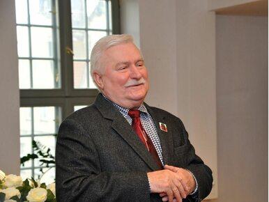 Wałęsa na urodziny dostał dyplom z podpisami przywódców UE. Zabrakło...