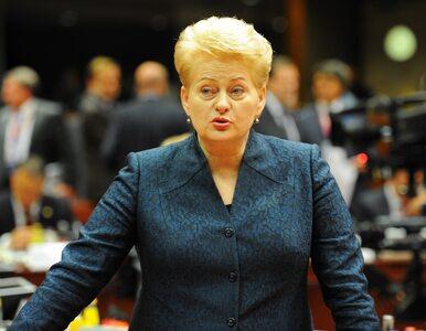 Prezydent Litwy agentką KGB? Hakerzy włamali się na serwery