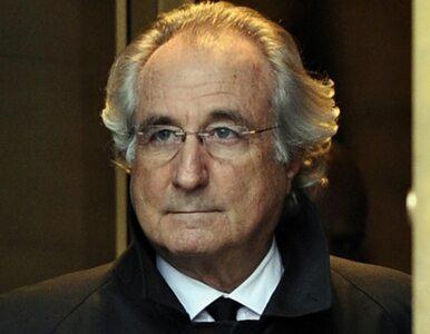 Stworzył największą piramidę na świecie. Madoff twierdzi, że jest...