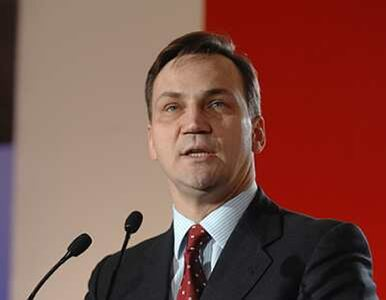 Czechy popierają Sikorskiego na szefa NATO